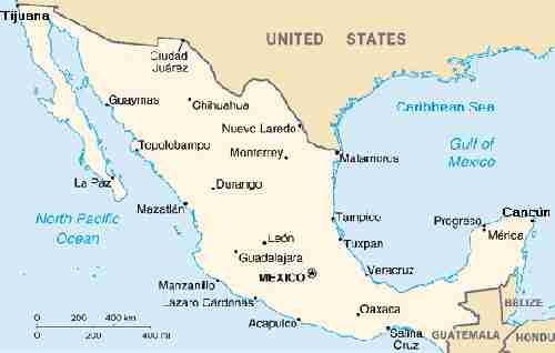 Teotihuacan World Map.Gray S World Around Mexico City Mexico